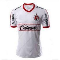 Club Tijuana 2015-16 season Away White Soccer Jersey [A931]