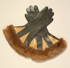 I wish I had discovered these in the thick of winter!! And yes, that is some beautifully real fur.