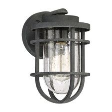 Dredgers 1 Light Outdoor Wall Lantern