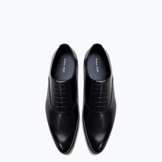 d5138d61cb3 Black Oxford. Black OxfordsZara ManMen ...