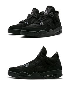 "The iconic ""Black Cat"" Air Jordan 4 will be hitting the shelves once again d47826bee"