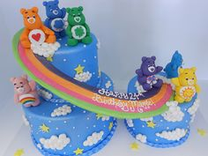 Care Bears (1201) by Asweetdesign, via Flickr