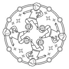 Coloring page football - Coloring Pages Bat Coloring Pages, Coloring Pages For Grown Ups, Free Printable Coloring Pages, Mandala Coloring, Coloring Pages For Kids, Coloring Sheets, Coloring Books, Pin Tool, Canvas Designs