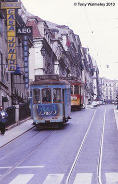 Rua do Alecrim Maio 1988