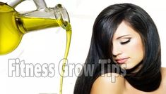 Fitness Grow Tips: Natural remedies to increase hair fast