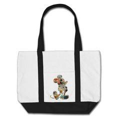 Classic Mickey | Comic Art Tote Bag
