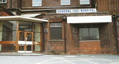 old General Hospital, Walsall