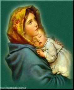 Virgencita y Dios