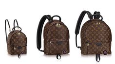 กระเป๋าสะพาย LV PALM SPRINGS BACKPACK (New Collection)‼️ - Iris Shop