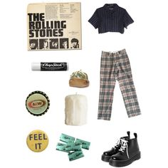 Ugly Duckling by rhileystarboy on Polyvore featuring Opening Ceremony, Burberry and Chapstick
