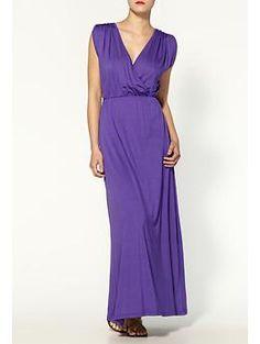 Trina Turk Maxi Devotion Knit Dress | Piperlime