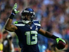 The Seattle Seahawks have a group of wide receivers that don't feel respected. Even for that underrated unit, Chris Matthews was a relative unknown before his Super Bowl XLIX breakout performance against the New England Patriots. Seahawks Players, Seahawks Football, Best Football Team, National Football League, Seattle Seahawks, Football Players, Football Helmets, Football Pics, Seahawks Super Bowl
