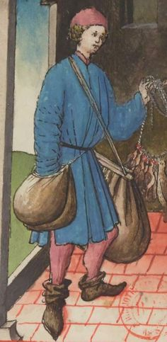 IBN BUTLÂN , Tacuinum sanitatis 15. Jhd Latin 9333  Folio 104v