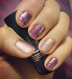 Blossoming Love and Pixie, Jamberry nails. Www.kathrynball.jamberrynails.net