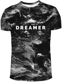 DREAMER Koszulka Tshirt Full Print