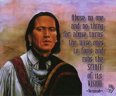 Tecumseh, A Native American Indian leader from what became the state of Ohio.