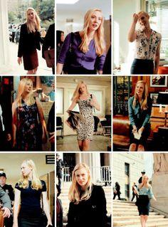 Karen Page season two outfits