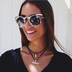Fantastic Fendi Eyeshine sunglasses that make people happy @SmartBuyGlasses http://www.smartbuyglasses.com/designer-sunglasses/Fendi/Fendi-FF-0177/S-EYESHINE-KJ1/T4-313016.html