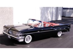 1959 Pontiac convertible..Re-pin...Brought to you by #CarInsurance at #HouseofInsurance in Eugene, Oregon