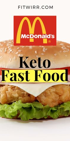 Fine 15 Keto Fast Food Options You Can Eat on a Low-Carb Diet Keto diet fast food menu options to choose when you want to grab a quick meal on a ketogenic diet. These keto fast food options are far less in carbs . Keto Diet Fast Food, Keto Fast Food Options, Fast Food Menu, Diet Food List, Low Carb Diet, Diet Menu, Diet Foods, Keto Meal, Healthy Food