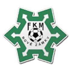 1907, FKM Nové Zámky (Slovakia) #FKMNovéZámky #Slovakia (L18306) Sports Clubs, Sports Logos, Football Team Logos, Team Mascots, Great Logos, Cheerleading, Soccer, Jan 17, Badge
