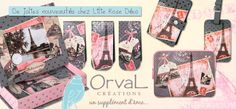 Orval Créations Objets rétro vintage