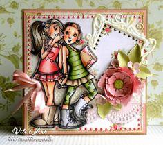 Vili's Art: Приятелки