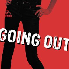 Mini album 'Going Out' from The Dirty Denims.  Happy hardrock band from Eindhoven - The Netherlands.  Hardrock, rocknroll, powerpop, punkrock.