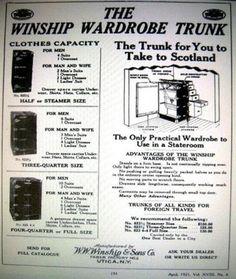T119 - Wardrobe Trunk History - Click Image to Close