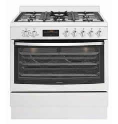 Buy Westinghouse Dual Fuel Freestanding Cooker with Gas Hob Freestanding Cooker, Door Grill, Clean Technology, Laundry Appliances, Oven Canning, Cool Doors, Stove Oven, Clean Oven, Noel
