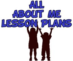 All About Me Preschool Lesson Plans & Kindergarten Theme Ideas & Activities for kids