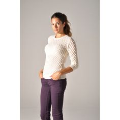 Jumper - Hoss Intropia    http://lecoindesmodeuses.com/pulls-gilets/240-pull-h.html
