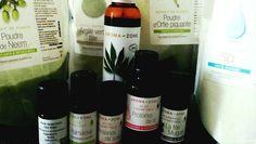 Ingrédients shampoing solide argile verte