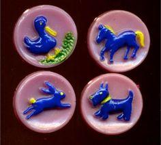 Kiddie Buttons..