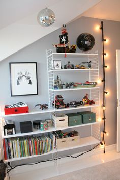 barnrum | Boy Room, Kids Room, Kids Corner, Girls Bedroom, Room Inspiration, Decoration, Interior, House, Home Decor