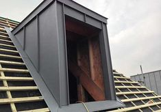 Image result for zinc pitched roof extension