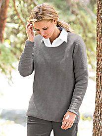 Shaker Sweater    Blair