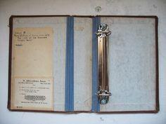 repurposed book binder tutorial. Amanda Hawkins.