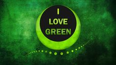 woah really awesome #green colour combination