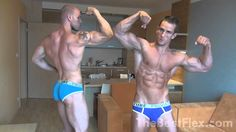 Jakub Stefano + Marco :: MUSCLE COMPARISON
