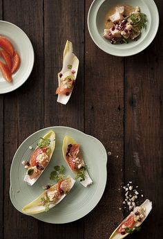Ceviche Appetizers