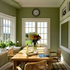 Breakfast Nook Color Design, Pictures, Remodel, Decor and Ideas - page 3