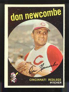 1959 Topps Baseball Card