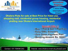 Dholera SIR Plot for Sale at Best Rates. #Dholera #DholeraSIR #DholeraSmartCity #Gujarat