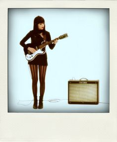 Dum Dum Girls...whole outfit is sexy style inspir, dum dum, dum girlswhol, girl crush, outfit inspir