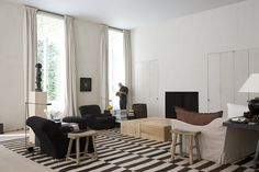 vincent-van-duysen-antwerp-belgium-2015-habituallychic-006; coffee table