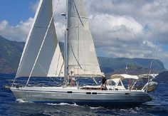 1997 Ovni 445 Sail Boat For Sale - www.yachtworld.com