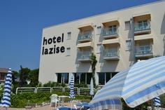 Lazise - Så skal der slappes af på Hotel Lazise - Flot hotel med god betjening, og stor morgenbuffet.... Kan vi godt anbefale