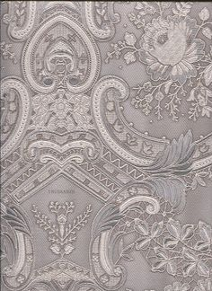 Trussardi Wall Decor Wallpaper Z5811 By Zambaiti Parati For Colemans