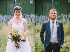 Vintage Groom, Wedding Dresses, Fashion, Bride Dresses, Moda, Bridal Gowns, Fashion Styles, Wedding Dressses